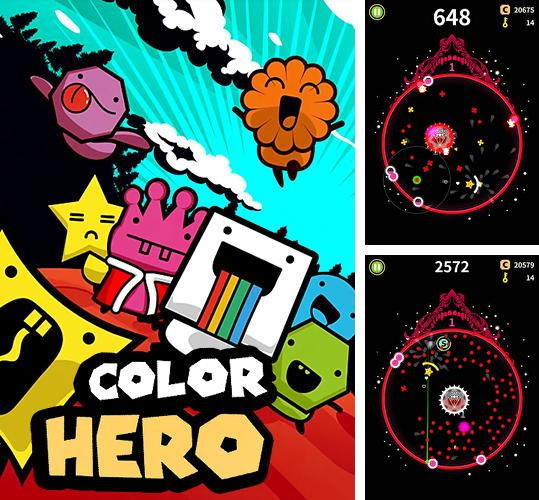 Color hero: Shooting and defense