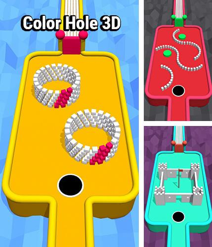 Color hole 3D
