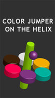 Color jumper: On the helix APK
