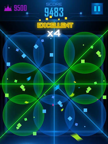 Color rings puzzle für Android spielen. Spiel Farbring Puzzle kostenloser Download.