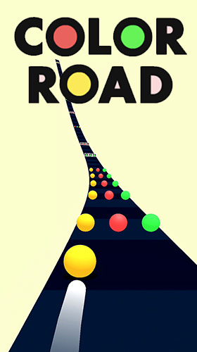 Color road! poster
