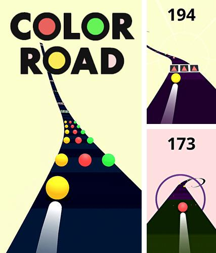 Color road!