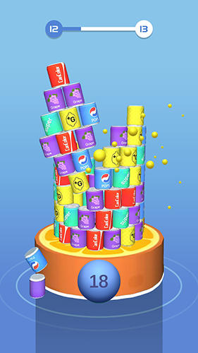 Color tower screenshot 1