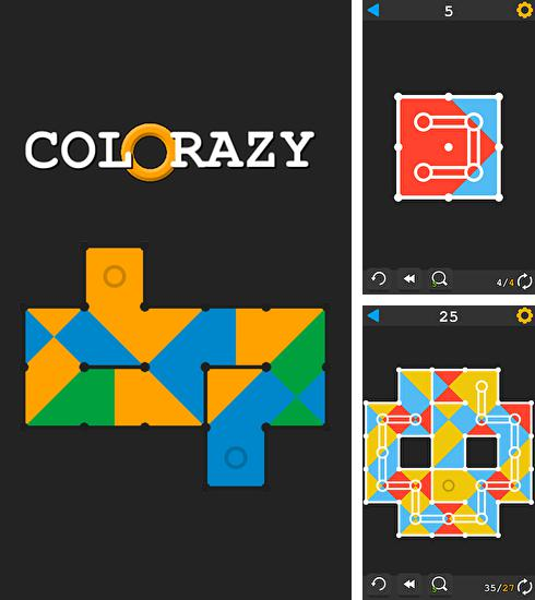 Colorazy: Unique color puzzle