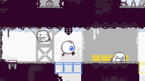 Screenshots von Colorblind: An eye for an eye für Android-Tablet, Smartphone.