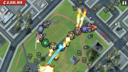 Download Colossatron Android free game.