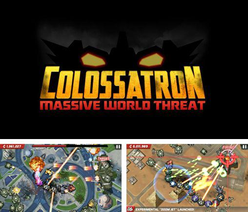 In addition to the game Monster Shooter 2: Back to Earth for Android phones and tablets, you can also download Colossatron for free.