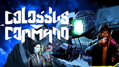 Colossus command обложка