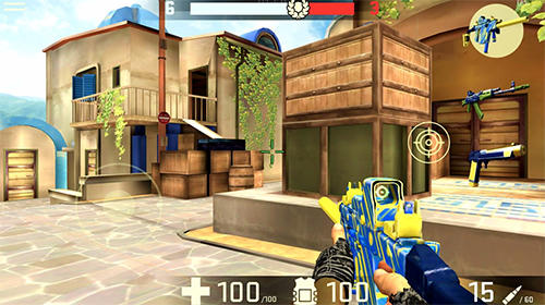 Jogue Combat assault: FPP shooter para Android. Jogo Combat assault: FPP shooter para download gratuito.
