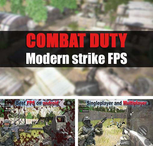 Combat duty: Modern strike FPS