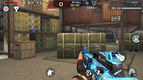Combat soldier screenshot 1
