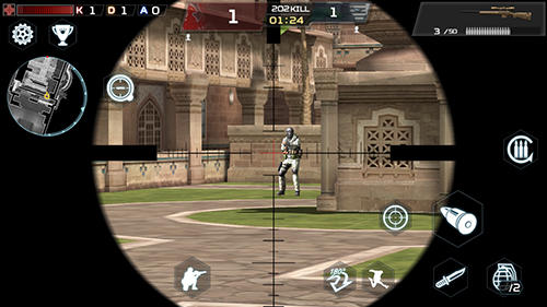 Combat soldier screenshot 3