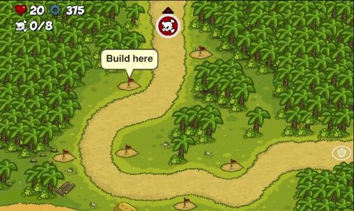 Combat: Tower defense screenshot 2