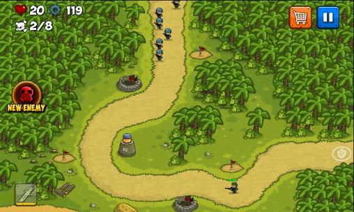 Combat: Tower defense screenshot 4