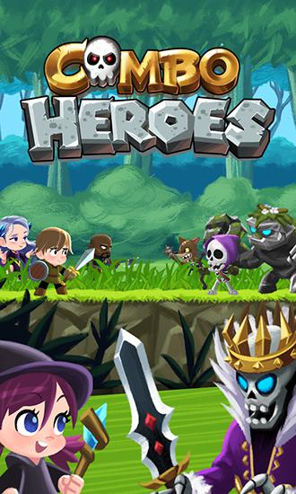 Combo heroes poster