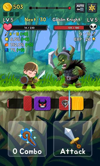 Combo heroes screenshot 5