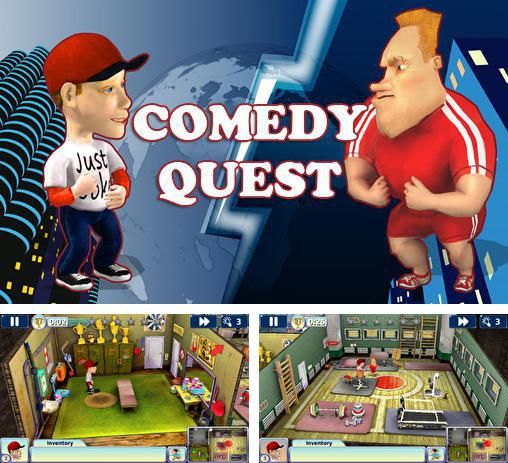 Comedy quest. Annoy your neighbors
