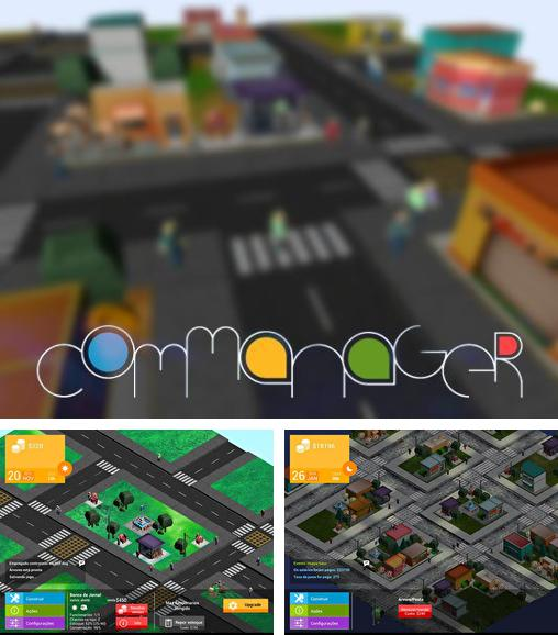 Commanager HD: City