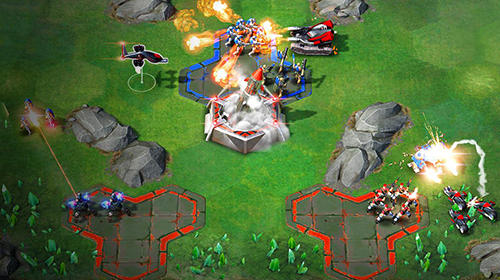 Command and conquer: Rivals für Android spielen. Spiel Command and Conquer: Rivalen kostenloser Download.