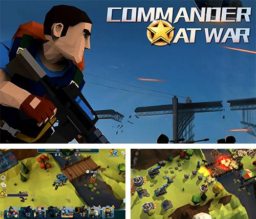 Commander at war: Battle with friends online!