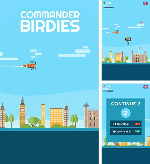 Commander Birdies