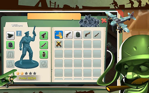 Screenshots von Commander of toys für Android-Tablet, Smartphone.
