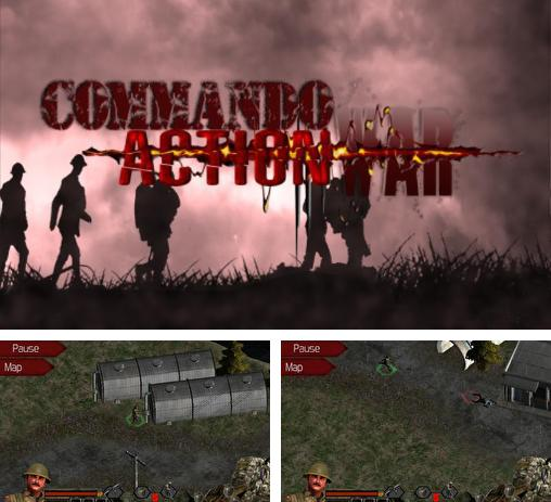 Commando: Action war