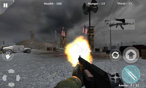 Brothers in Arms 2 Global Front HD картинка из игры 3