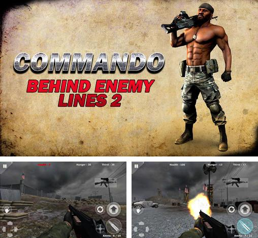 Commando: Behind enemy lines 2