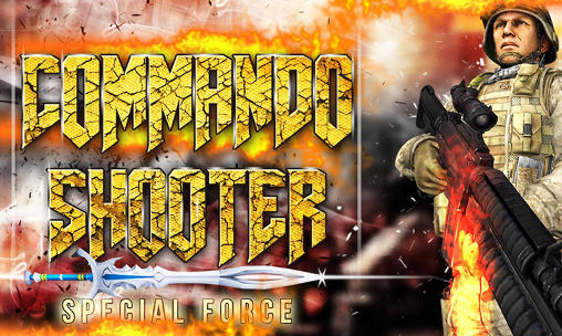 Commando shooter: Special force