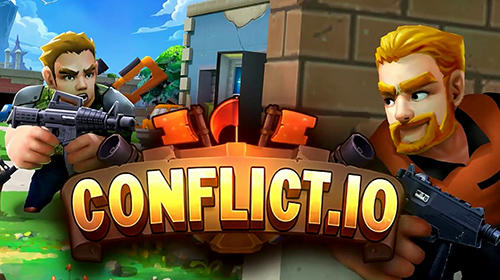 Conflict.io: Battle royale battleground