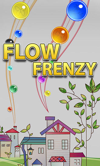 Connect bubble: Flow frenzy