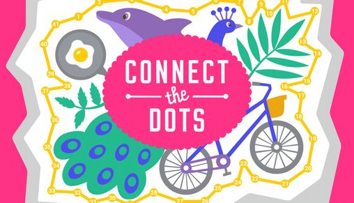Connect the dots: Learn numbers