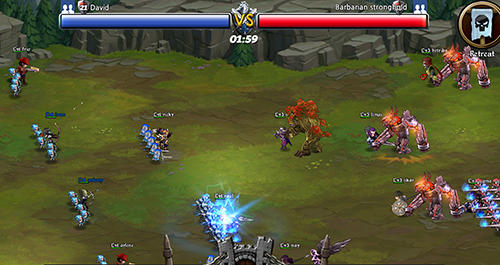 Conquerors: Winds of chaos screenshot 2