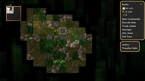 Screenshots do Conquest of Elysium 3 - Perigoso para tablet e celular Android.