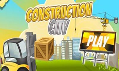 Construction City обложка