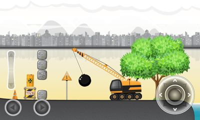 Screenshots von Construction City für Android-Tablet, Smartphone.