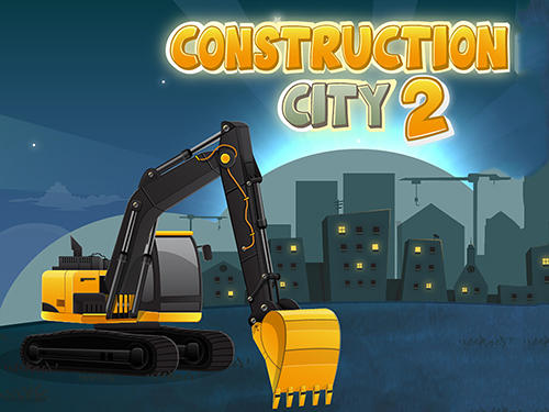 Construction city 2 poster