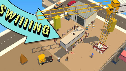 Screenshots von Construction crew 3D für Android-Tablet, Smartphone.
