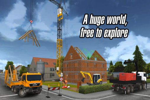 Construction simulator 2014 for Android - Download APK free