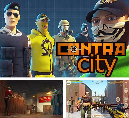 Contra city online