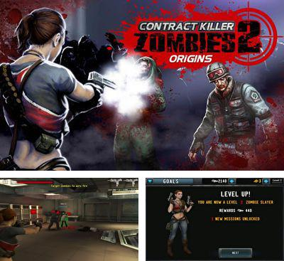 In addition to the game House of the Dead Overkill LR for Android phones and tablets, you can also download Contract Killer Zombies 2 for free.