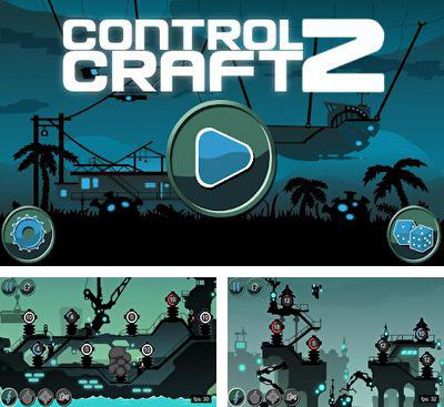 In addition to the game Shakes & Fidget - The Game App for Android phones and tablets, you can also download ControlCraft 2 for free.
