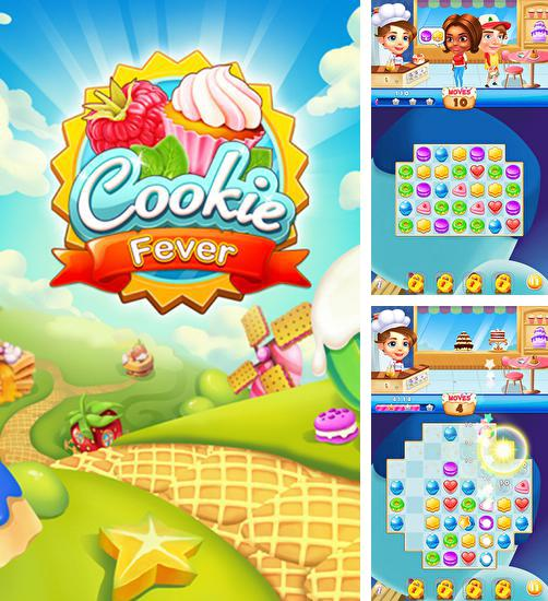 Cookie fever: Chef game
