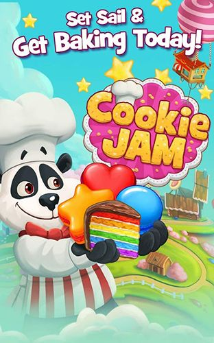 Cookie jam poster