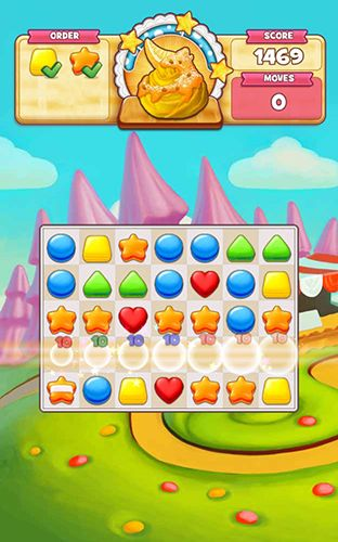 Jogue Cookie jam para Android. Jogo Cookie jam para download gratuito.