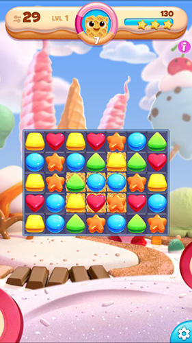 Cookie jam blast screenshot 2