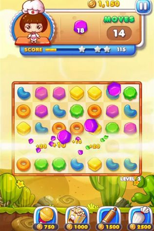 Cookie mania screenshot 2