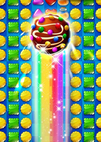 Cookie mania: Sweet match 3 puzzle screenshot 1