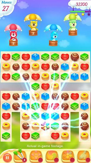 Cookie paradise screenshot 1